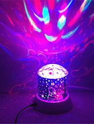 1pc Battery  Stochastic Pattern  Night Light Lamp Domestic Projector Lamps Brilliant   Cartoon Night-Light