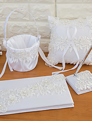 Ribbon Wedding Collection Set with Sash (4 Pieces)