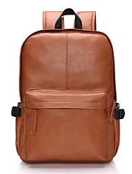 Men PU Casual / Outdoor Backpack