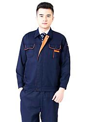 de trabalho roupa de trabalho de montagem da fábrica protecção loja de poeira