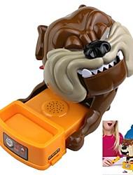 Brincadeiras Gadget Toy jogo profissional Nível Dog Plástico Cáqui Para Crianças