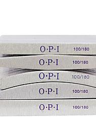 Opi Nail Tools Supplies Nail Polish Filing Practice Polished Bar Setback Emery