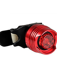 Red High Intensity LED Aluminum Alloy Waterproof Led Rear Bicycle Bike Safety Light