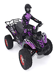 Buggy Keliwow KW-C04 1:12 Brush Electric RC Car 35KM/H 2.4G Green / Purple Ready-To-GoRemote Control Car / Remote Controller/Transmitter