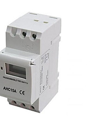 AHC15A Industrial Timer Rail Mounting Timer Microcomputer Control Switch