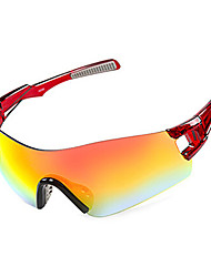 Super light riding glasses rimless lenses colorful outdoor sports glasses XQ-368