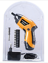 Mini Electric Screwdriver Multifunction Household Electric Screwdriver Rechargeable Kit