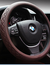 high-end 3 d steering de couro carro embossing roda abrange o conjunto de vw para BMW benz
