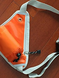 Unissex Poliéster Ao Ar Livre Bolsa de Cintura Azul / Laranja / Vermelho
