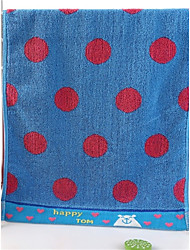 """1 Piece Full Cotton Hand Towel 29""""by13"""" Cartoon Pattern Super Soft Strong Water Absorption Capacity Not Dropping Wool"""