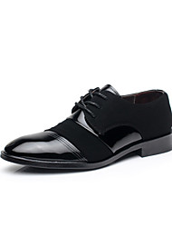 Men's Shoes  Wedding / Office & Career / Party &  Wedding /Classic British Style Shoes