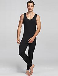 Autres Homme Combinaisons Tenue de plongée Compression Costumes humides 2.5 à 2.9 mm Noir S / M / L / XL / XXL / XXXL Plongée