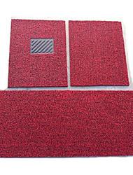 grossa almofada anel fio pode ser cortado carro geral tapete interior tapetes de carro de alta qualidade fieira pvc