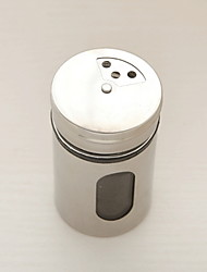 Kitchen Stainless Steel Seasoning can