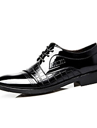 Men's Shoes PU Wedding / Office & Career / Party & Evening / Casual Oxfords Wedding / Office