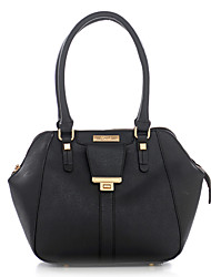 Women PU Formal / Sports / Event/Party / Shopping Tote Black