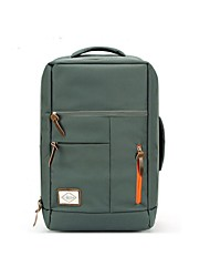 Men Oxford Cloth Casual / Outdoor Backpack