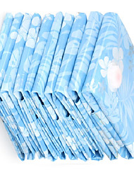 Vacuum clothes quilt compression Thickened 12 wire storage bag  (Large 100x80cm 5-piece 1 manual pump)