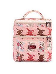 Women PU Formal Shoulder Bag Pink