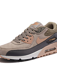 Nike Air Max 90 Essential LTHR Men's Shoe Running Sneakers Athletic Shoes Brown