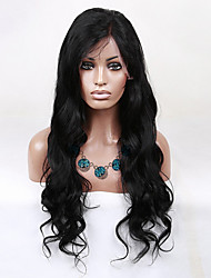 EVAWIGS Instock 8-26 Inch Peruvian Virgin Hair Wig Body Wave Wig  Glueless Lace Front Wig for Fashion   Women