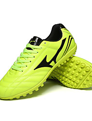 Men's Shoes Synthetic Athletic Shoes Soccer Lacing Black / Blue / Green / White