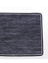 Air Filter Core Black Carbon Fiber Material Light. Air Volume. Affordable Prices. Filterable Finest Dust Particles.