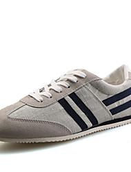 scarpe da uomo tela scarpe da ginnastica di moda all'aperto / atletica / casuale esterna / atletica / grigio