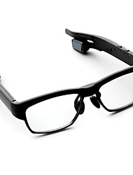 Black Bluetooth Headset Glasses