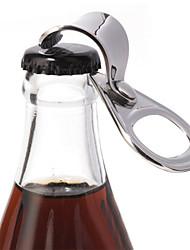 1pcs de aço inoxidável abridor de garrafa de cerveja para a ferramenta bar de cerveja