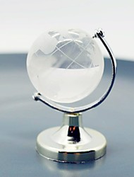 Beter Gifts® Recipient Gifts - Crystal Globe Earth Table Decoration Favors