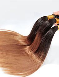 Top 8A braizilian Straight Hair brazilian Hair Weave Colored brazilian Virgin Hair Bundles