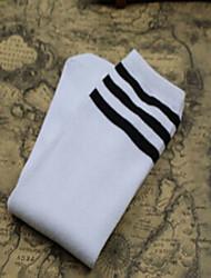 Girls / Boys Socks & Stockings,All Seasons Cotton White