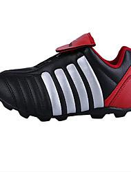 Voetbal Черный и красный Обувь Мужской Материал на заказ клиента