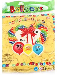 casamento de 10 polegadas 1,2 g balões 6 pérola