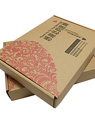 boîte d'emballage dur spécial pour la boîte d'emballage 360 * 260 * 40mm avion boîte