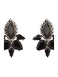 Fashion Droplets Petals Earrings