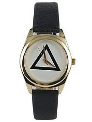 Fashion Trend Personality Triangle Ladies Watch Gift