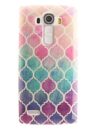 Geometric Pattern Painting Pattern TPU Soft Case for LG G4/G4Mini/G4C/G3Mini/G3