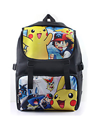 Bag Inspired by Pocket Monster Cosplay Anime Cosplay Accessories Bag / Backpack Black Nylon Male / Female