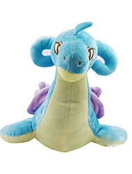 Pocket Little Monster Model Lapras Soft Plush Stuffed Doll Toy