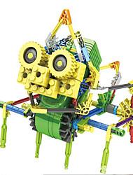 Jouets Pour les garçons Jouets de Dé ouverte Blocs de Construction Jouet Educatif Jouet Science & Découverte Dinosaure Machine Plastique
