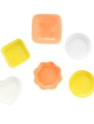 случайная форма столовая поднос закуска блюдо пластина
