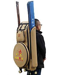 JI LI LAI Коробки для рыболовных снастей Коробка для рыболовной снасти Многофункциональный 3 Поддоны 55*22*105 Полиуретан / Кожа