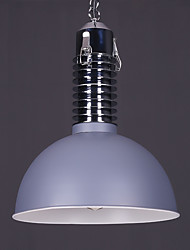 Industrial Creative Personality Single Head Pendant Lamp Fit for Foyer / Dining Room / Study Room Decorate Drop Light