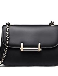 Stiya Fashion Vintage Genuine Leather Multifunction Lady Sling Bag Simple Design Shoulder Bag