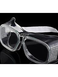 verres à la poussière poussière liquide transparent résistant aux éclaboussures lunettes de protection lunettes coupe-vent