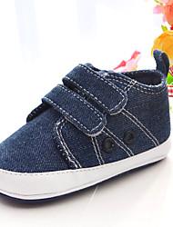 Baby Calçados-Rasos-Azul-Lona / Tecido-Ar-Livre / Casual / Trabalho
