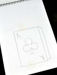apoyos mágicos - papel o cartón