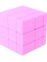 Shengshou® Cube de Vitesse  3*3*3 Alien Niveau professionnel Cubes magiques Rose ABS